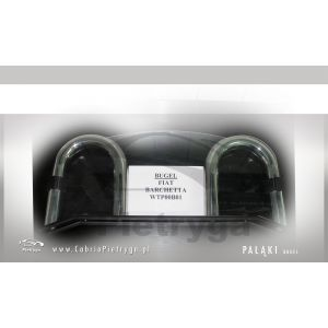 Fiat + Windschott Plexi Barchetta